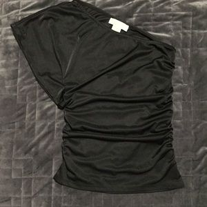 One sleeve top from Michael Kors